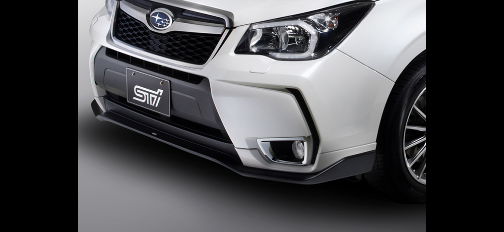 Aero/Exterior : FORESTER(SJ)|PERFORMANCE PARTS|STI