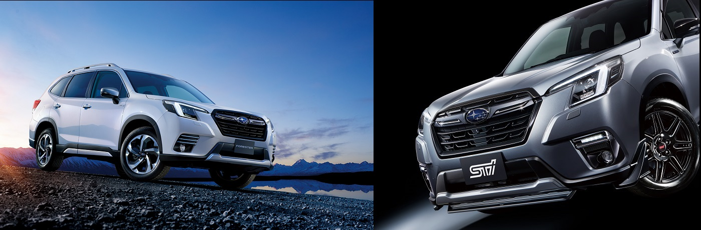 FORESTER(SK) : PERFORMANCE PARTS|STI