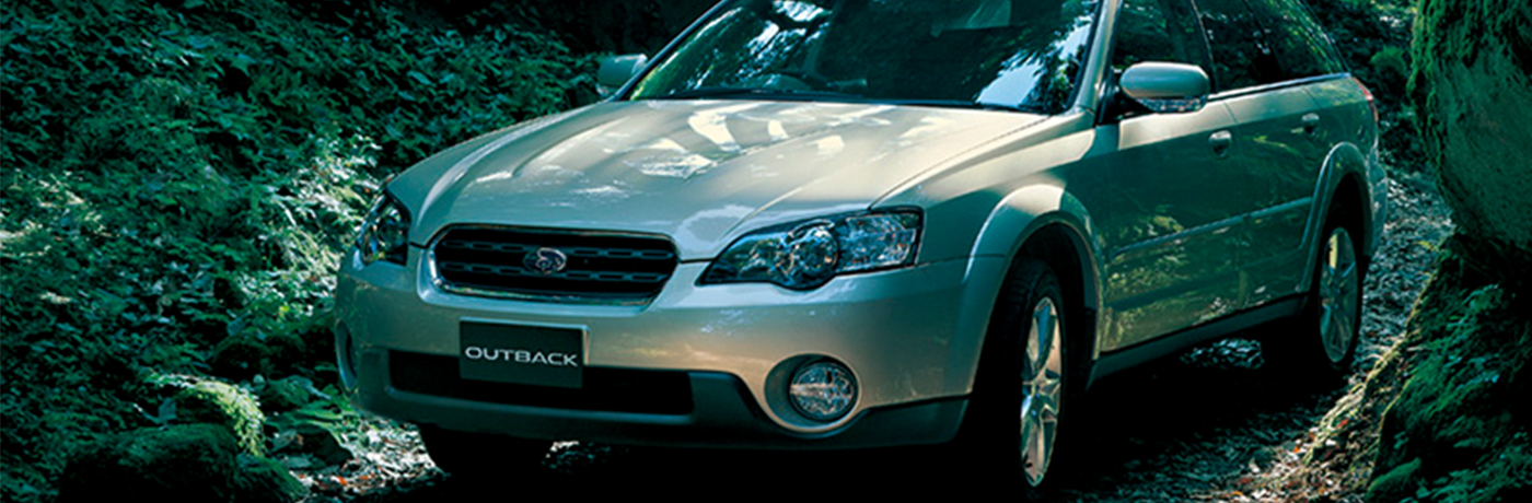 LEGACY OUTBACK(BP)